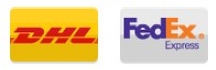DHL and Fedex